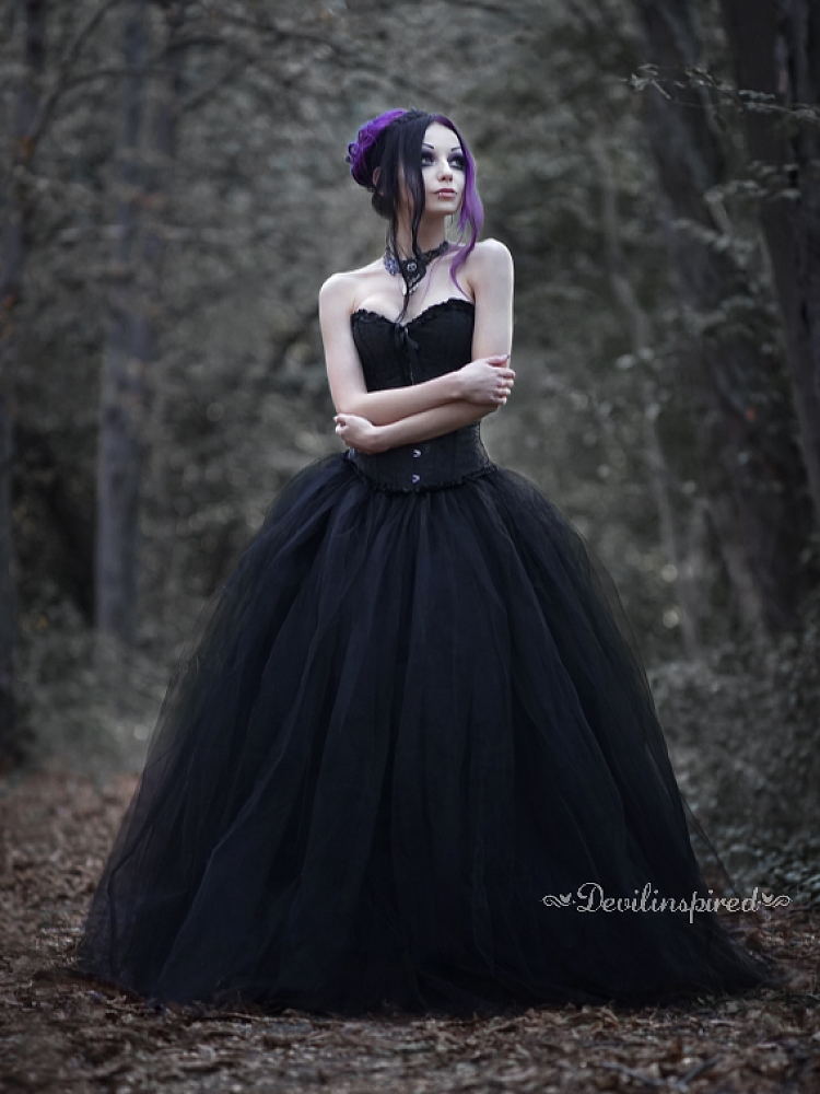 Beautiful Gothic Prom Dresses Prom Dress Style