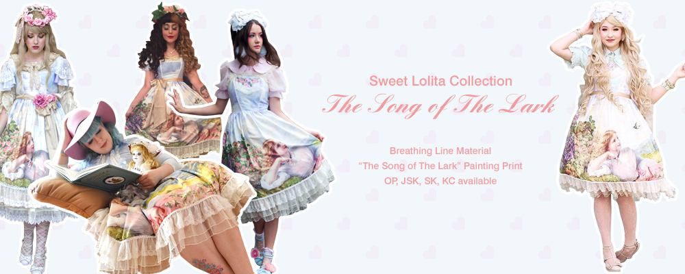 "Sweet Lolita ""The Song of The Lark"""