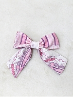 Sweet Lolita Bow Hair Clip Set