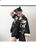 Embroidery Coat Dragon Kimono Chinese Style