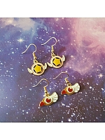 Cardcaptor Sakura Earrings Ear Clip
