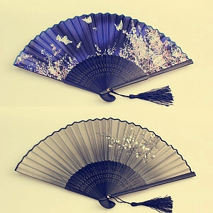 Classical Folding Fan