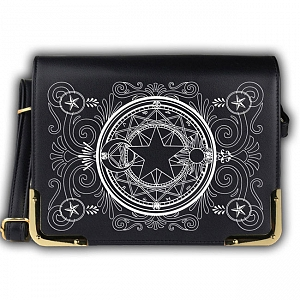 Cardcaptor Sakura Black Magic Array Crossbody