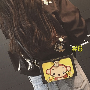 Cartoon Box Bag