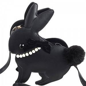 Pilling Rabbit Animal Shape Crossbody