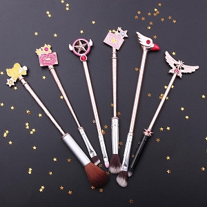 Cardcaptor Sakura Makeup Brush Sets