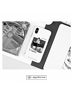 CARECASE and Junji Ito Collaboration Tsuji in Baby Carriage Phone Case by CARE CASE LIFESTYLE
