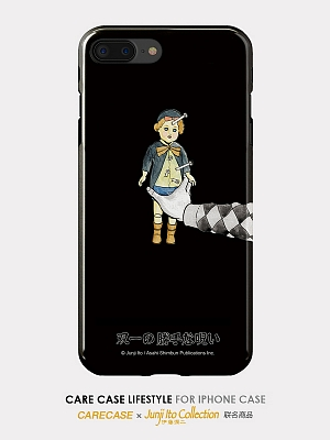 CARECASE and Junji Ito Collaboration Cursed Doll Phone Case by CARE CASE LIFESTYLE