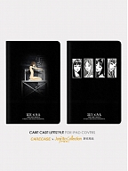 CARECASE and Junji Ito Collaboration Tomie iPad Cover by CARE CASE LIFESTYLE