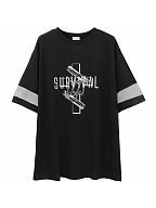 Survival Strategy T-shirt by Catwish