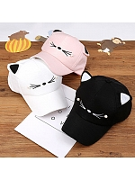 Kawaii Cat Ears Cap