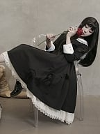 1/3 DELUSION and Junji Ito Collaboration Tomie Dream Dress OP by 1/3 DELUSION
