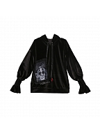 1/3 DELUSION and Junji Ito Collaboration Tomie Hoodie by 1/3 DELUSION