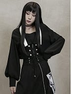 1/3 DELUSION and Junji Ito Collaboration Tomie Jacket by 1/3 DELUSION