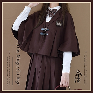 Trois Magic College Brown Set by DY