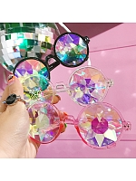 Cool Kaleidoscope Glasses