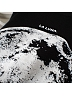 You From The Moon Printed Round Neckline T-Shirt