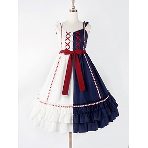 Red Blue White Special Version JSK by Mitsuba