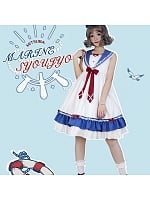 Sailor Girl JSK  by Mitsuba