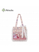 Sleeping Bunny Handbag by Mitsuba