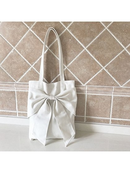 Big Bow Shoulder Bags
