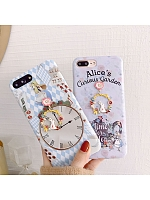 Alice Curious Garden Phone Case
