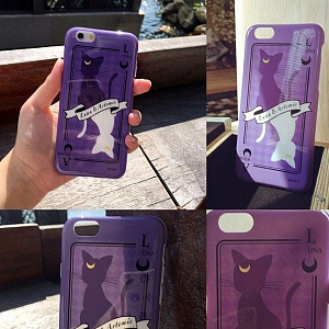 Sailor Moon Front And Back Phone Case