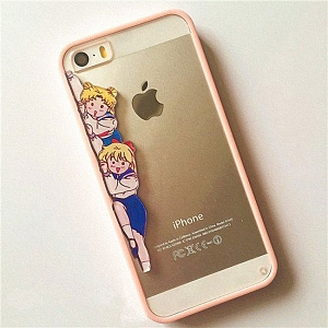 Sailor Moon Hiding Cat Phone Case