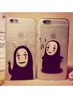Spirited Away Faceless Person Phone Case