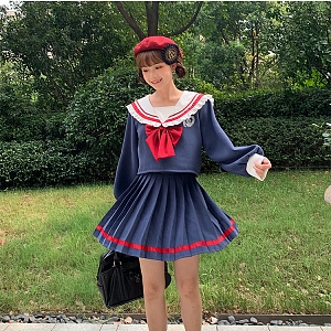 Snow White Series Sailor Uniform by SanKouSan