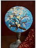 Apricot Blossom-Abstract Painting Beret by SOSO