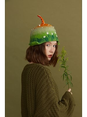Recovery of Spring Rain Beret by SOSO