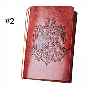 Kingdom Of Jewels And Monster Hunter Notebook