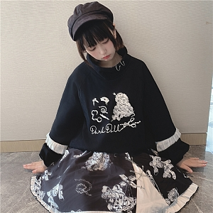 Puppet Doll Skirt by To Alice