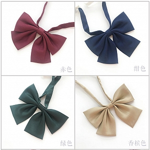 Bowknot Pre-tied Bow Tie
