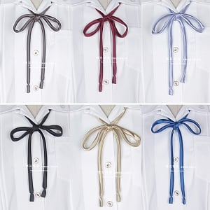 Smooth Self-tie Collar Rope