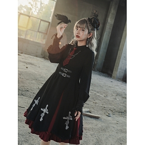 Witch Dress by Mori Tribe