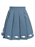 Little Fish Pleated Skirt by Mori Tribe