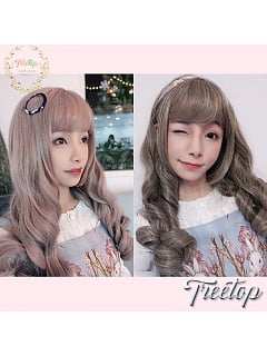 Wavy Lolita Long Synthetic Wig by Treetop