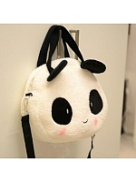 Cute Mini Panda Plush Handbag