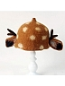 Cute Forest Elk Elf Hat By SOSO