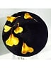 3-D Ginkgo Leaves Decorated Woollen Beret  By SOSO