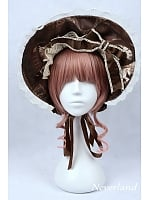 Souffle Song Chrono Guardian Coronation Collection Matching Bonnet