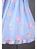 Teapot Printed Long Sleeves Lolita OP Dress - HANA