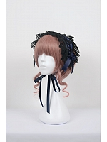 Souffle Song Metallic Mary Collection Matching Hairband