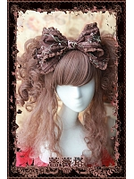 Sleeping Beauty Lolita Headbow KC - Sleeping Beauty by Infanta