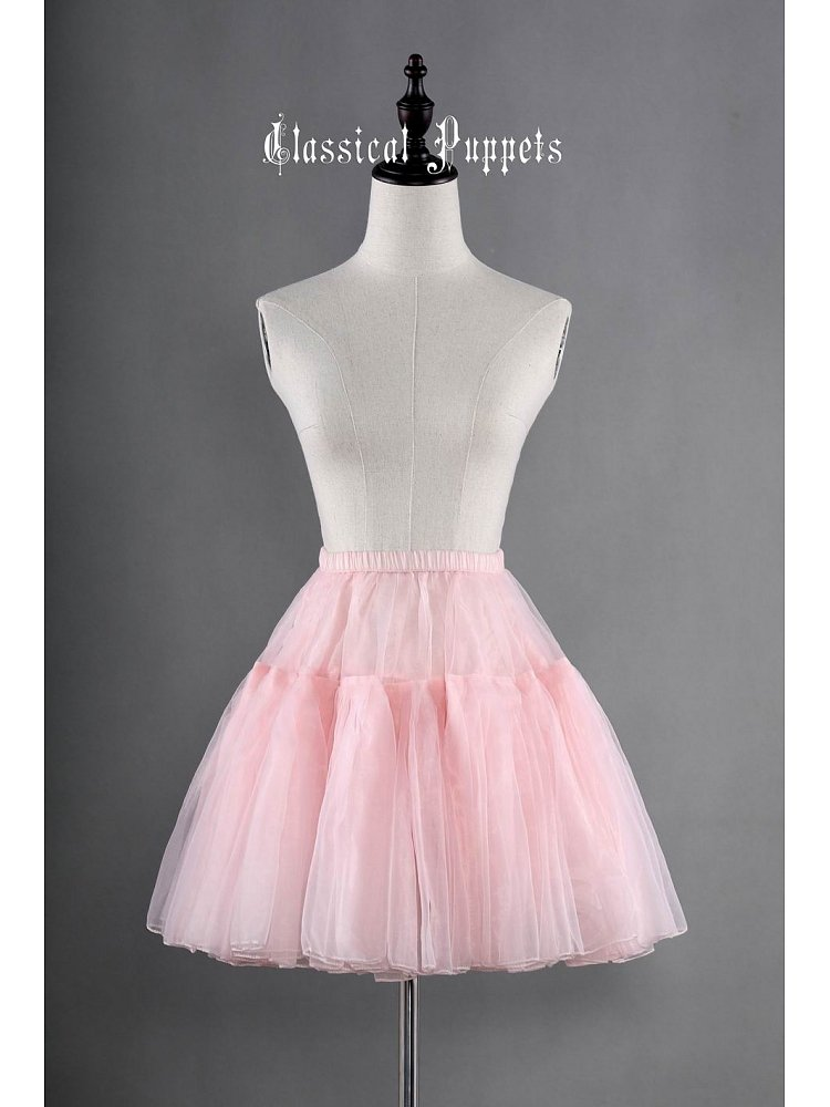 Sweet Bell Shape Dailywear Ball gown Petticoat - by Classical Puppets