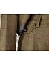 British Strip Long Sleeve Suit Jacket Set by 69th