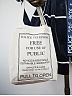 Police Box Canvas Bag by the 69th Department
