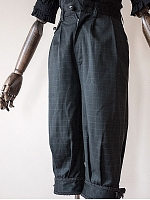 Boystyle Lattice Jacquard Pants by the 69th Department